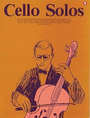 Cello Solos /  / Amsco Publications