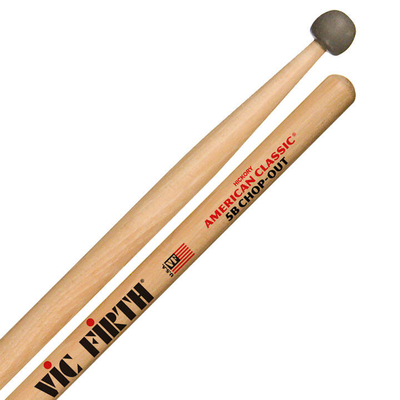 Vic Firth American Classic 5B Chop-Out 5BCO, Pratice Stick, L = 413mm, D = 15,1mm