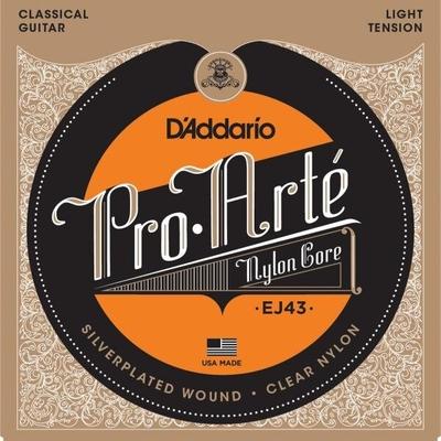 D'Addario EJ43 Pro Arte Classic Light Tension