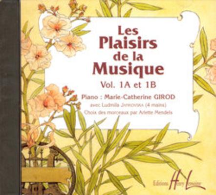 Les plaisirs de la musique vol. 1A et 1B CD /  / Henry Lemoine