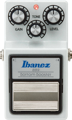 Ibanez BB9 Classic Series Bottom Booster