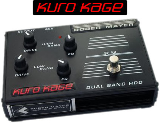 Roger Mayer Kuro Kage