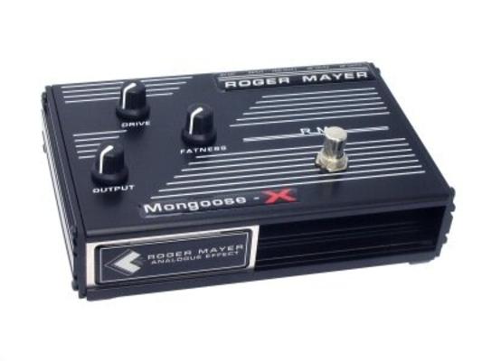 Roger Mayer Mongoose X
