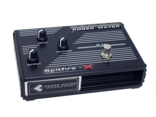 Roger Mayer Spitfire X