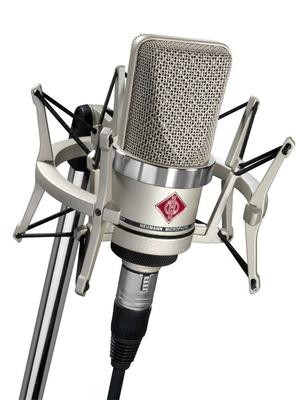 Neumann TLM 102 Studio set, avec pince