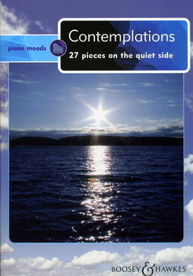 Moods Contemplations 27 Pieces On The Quiet Side /  / Boosey & Hawkes