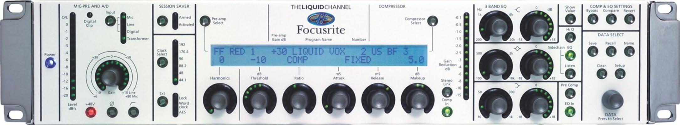 Focusrite The Liquid Channel