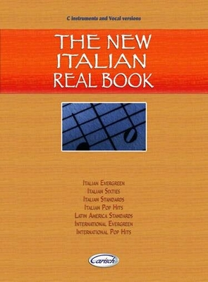 The New Italian Real Book /  / Carisch
