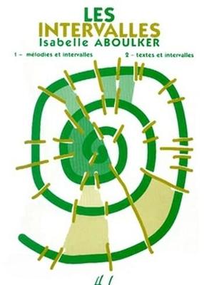 Intervalles / Aboulker Isabelle / Henry Lemoine
