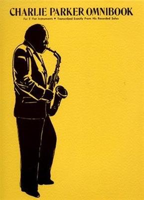 Jazz Masters / Charlie Parker Omnibook E Flat Instruments / Charlie Parker / Atlantic