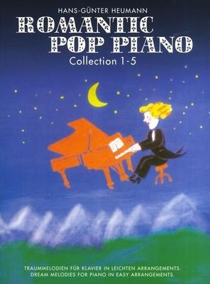 Romantic Pop Piano Collection 1-5 / Heumann, Hans-Günter (Arranger) / Bosworth