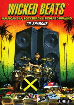 Gil Sharone: Wicked Beats / Kelly, R (Author) / Hudson Music