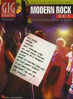 Gig Guides / Gig Guide: Modern Rock Set /  / Hal Leonard