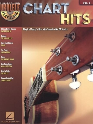 Ukulele Play-Along / Ukulele Play-Along Volume 8: Chart Hits /  / Hal Leonard