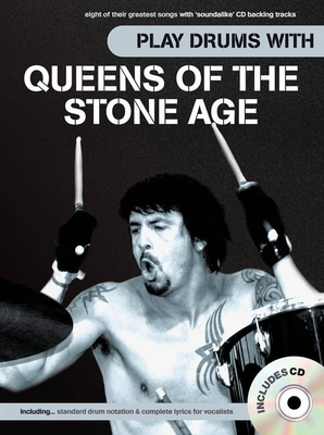 Play drums with… / Play Drums With… Queens of the Stone Age / Queens Of The Stone Age (Artist) / Wise Publications
