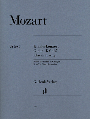 Concerto No 21 C-Dur KV 467 / Wolfgang Amadeus Mozart / Henle