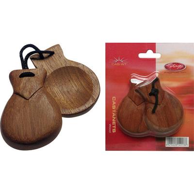 Stagg CASWT Castagnettes en bois