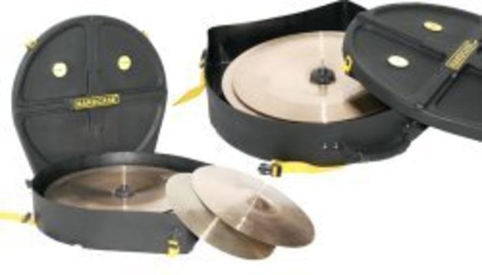 Hardcase Cymbale 22» 9 pces