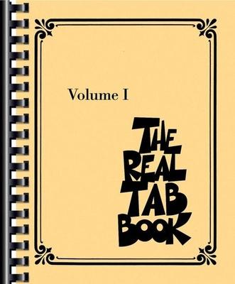 Real/Fake book / The Real Tab Book, Volume 1 /  / Hal Leonard