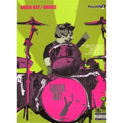 Green Day: Drums / Green Day (Artist); Cool, Tre (Artist) / Faber Music