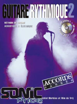 Guitare rythmique Vol. 2 / Merkies Michiel / De Haske
