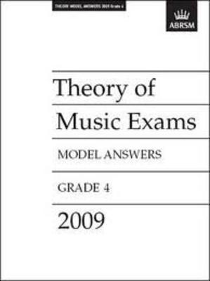 Theory of Music Exams Grade 4 /  / ABRSM Publishing