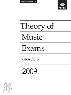 Theory of Music Exams Grade 5 /  / ABRSM Publishing