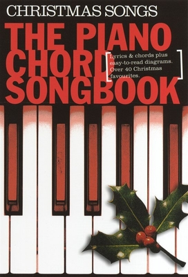 Piano Chord Songbook: Christmas Songs /  / Wise Publications