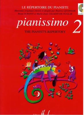 Pianissimo 2 Le répertoire du pianiste- /  / Henry Lemoine