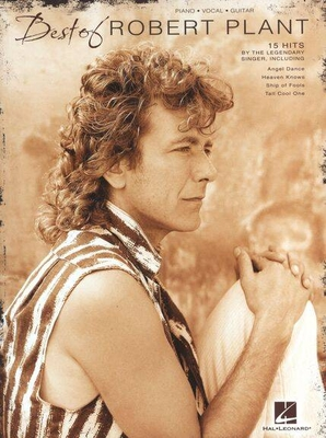 Robert Plant: The Best Of / Plant Robert / Hal Leonard