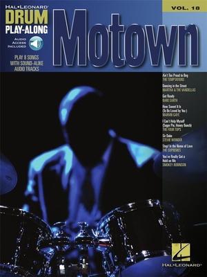 Drum Play-Along / Drum Play-Along Volume 18: Motown /  / Hal Leonard