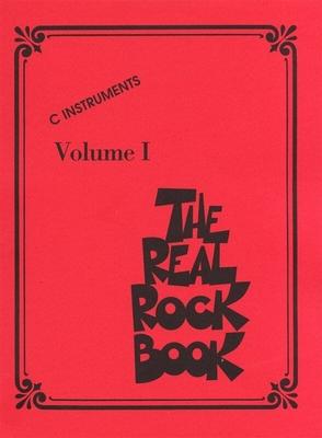 Real/Fake book / The Real Rock Book /  / Hal Leonard