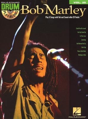 Drum Play-Along / Drum Play-Along Volume 25: Bob Marley / Marley, Bob (Artist) / Hal Leonard