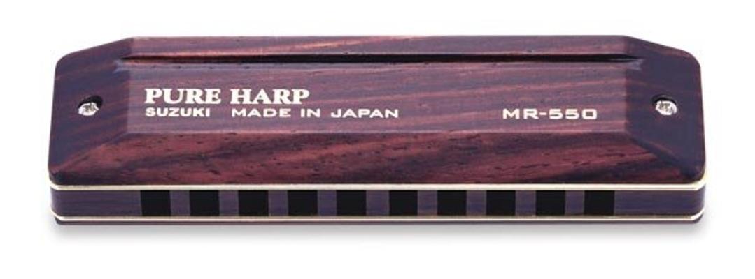 Suzuki MR-550 Pure Harp en D