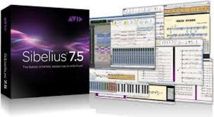 Avid Sibelius Multi-user site License Media Pack
