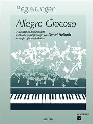 Allegro Giocoso / Daniel Hellbach / Acanthus