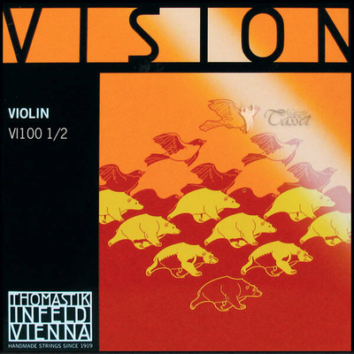 Thomastik Vision Medium 1/8 Mi