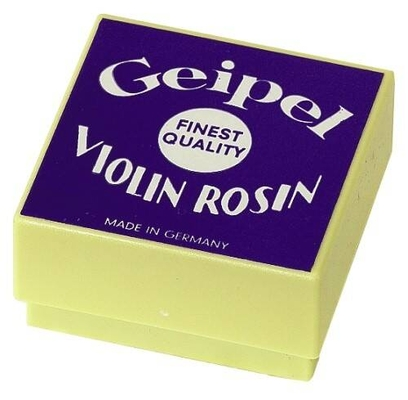 Geipel Colophane anti-allergène pour violon
