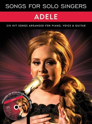 Songs for Solo Singers / Songs For Solo Singers: Adele / Adele (Artist) / Wise Publications
