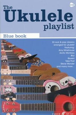 The Ukulele Playlist Blue Book /  / Faber Music