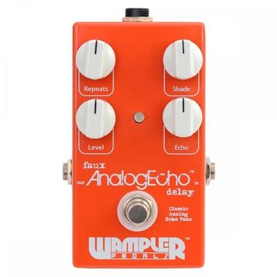 Wampler Faux Analog Echo