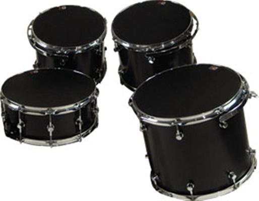 Evans Sound Off Drum mute pak Rock 12, 13, 16,14»