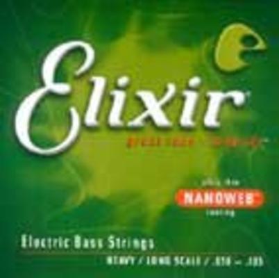 Elixir 14102 Nanoweb Long Scale Heavy 050-105