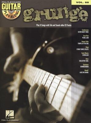 Guitar Play-Along / Guitar Play-Along Volume 88: Grunge /  / Hal Leonard