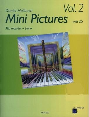 Mini pictures / Hellbach Daniel / Acanthus