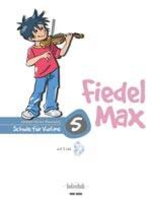 Fiedel Max vol. 5 Accompagnement Piano / Holzer-Rhomberg Andrea / Holzschuh