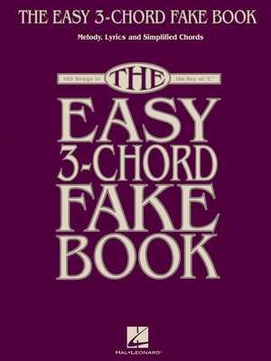 Real/Fake book / The Easy 3-Chord Fake Book /  / Hal Leonard