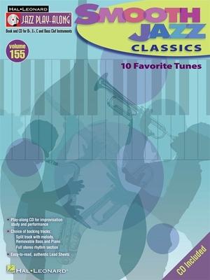 Jazz play along / Jazz Play-Along Volume 155: Smooth Jazz Classics /  / Hal Leonard