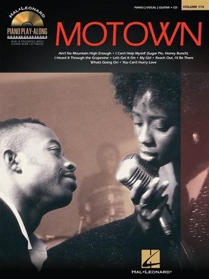 Piano Play-along / Piano Play-Along Volume 114: Motown /  / Hal Leonard