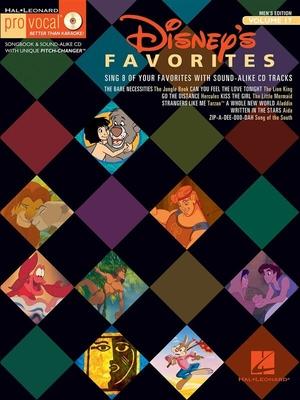 Pro Vocal / Disney FavouritesPro Vocal Men's Edition Volume 17 /  / Hal Leonard
